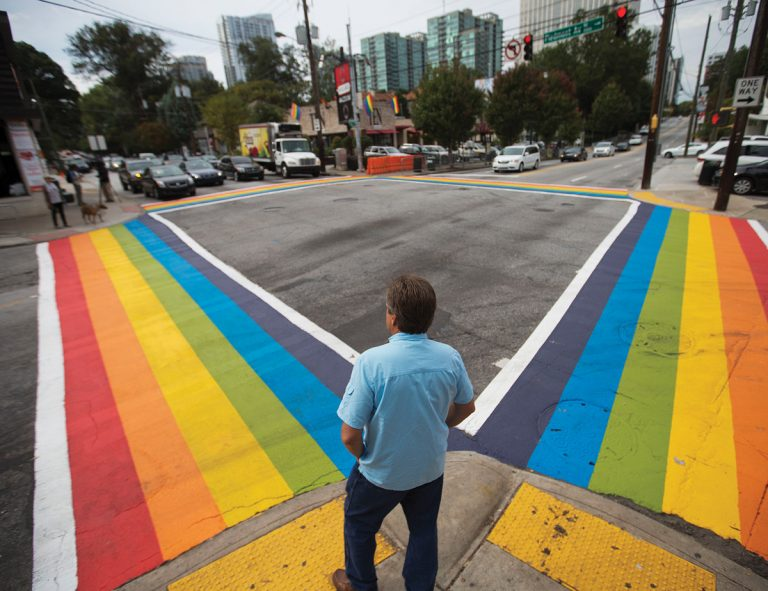 A half-century of LGBTQ+ milestones in Atlanta