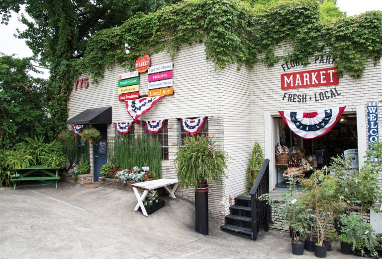 Don't let the name fool you—Floral Park Market is one of the best places to grocery shop