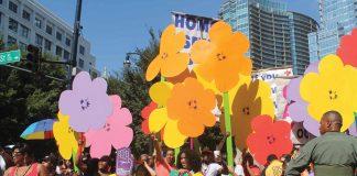 Pansy Patrol Atlanta Pride