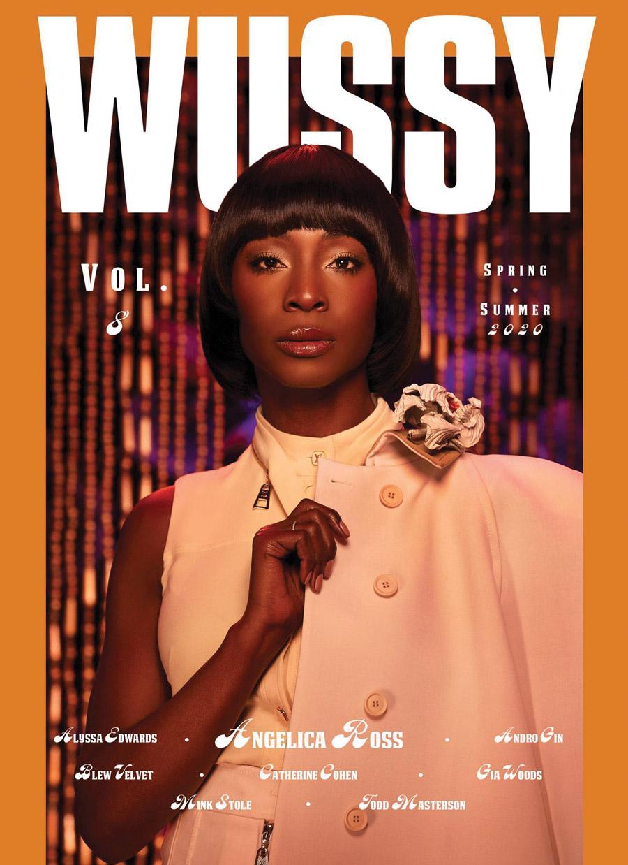 Wussy magazine cover