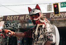 Beltline Cat Guy Atlanta