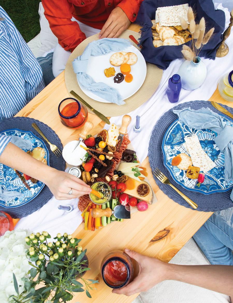 Gather picnic