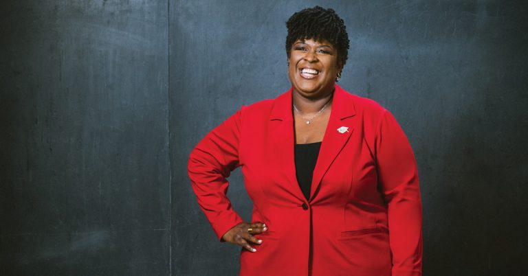 """Q&A with APS Superintendent Lisa Herring: """"The work that is in front of me is vividly clear."""""""