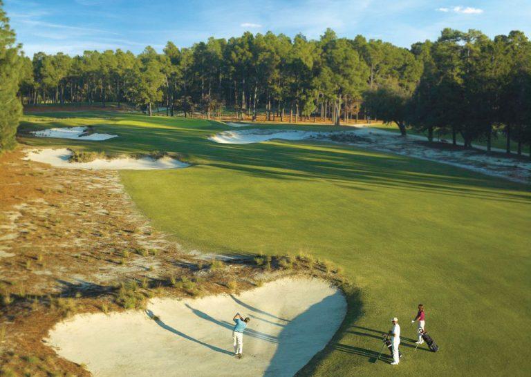 5 elite golf pros reveal their favorite public golf courses around the South