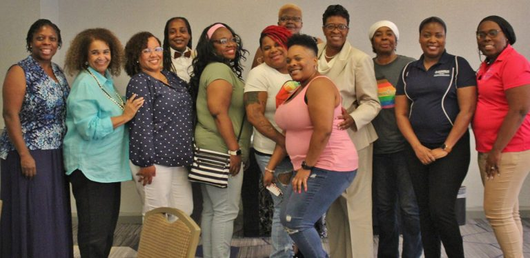 """Founders of Atlanta Black Pride work to """"reclaim"""" their brand"""