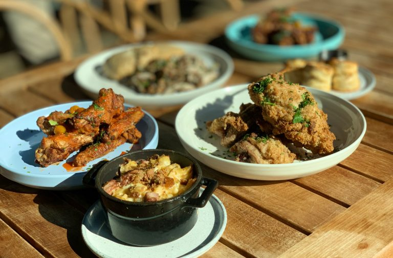 A new Atlanta restaurant delivers chicken any way you want it