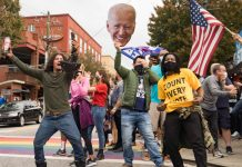 How Atlanta reacted to Joe Biden's presidential victory