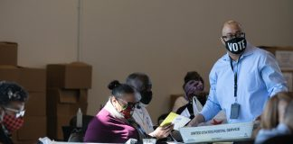 What's going on with Georgia's election tally