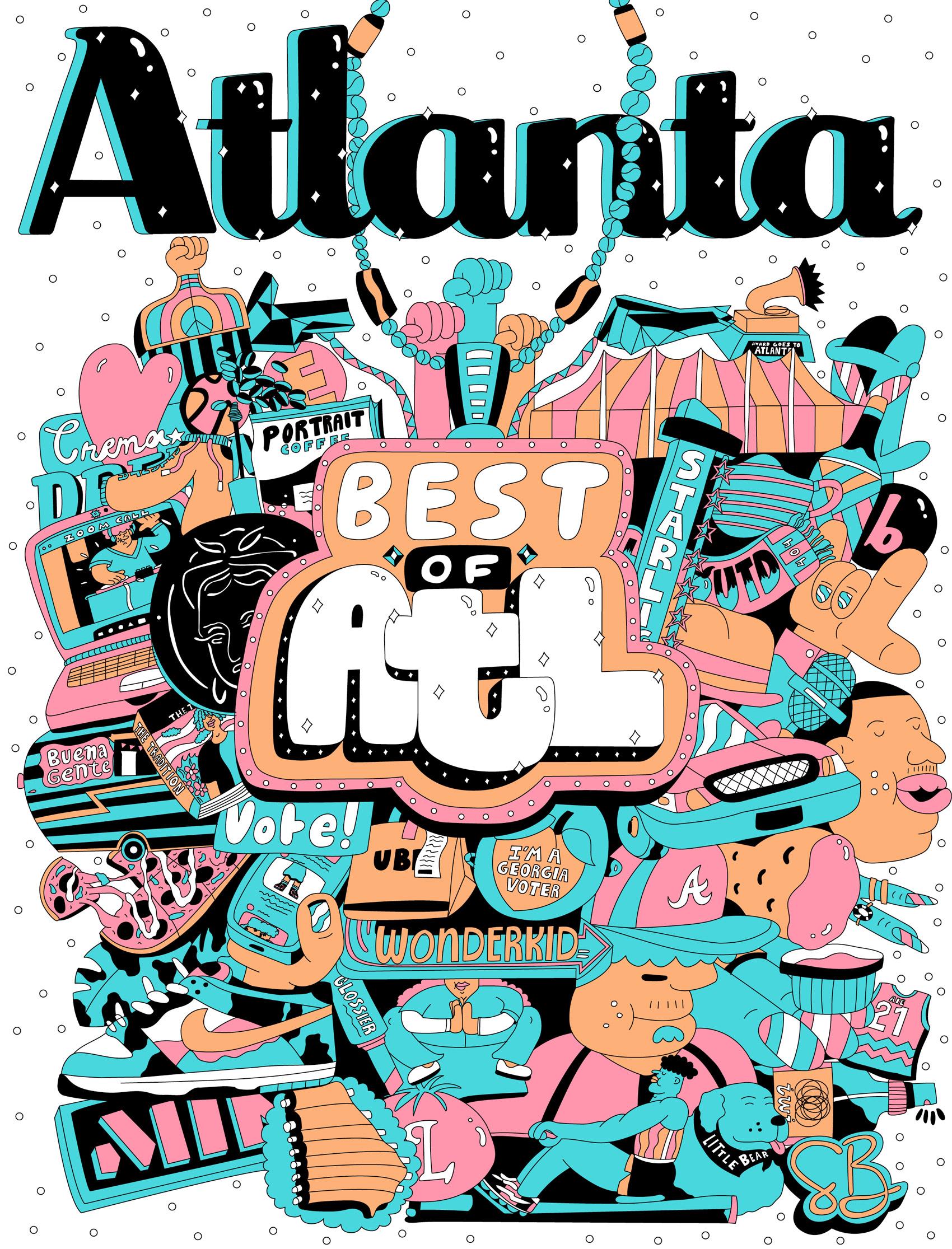 Atlanta Magazine December 2020 Best of Atlanta