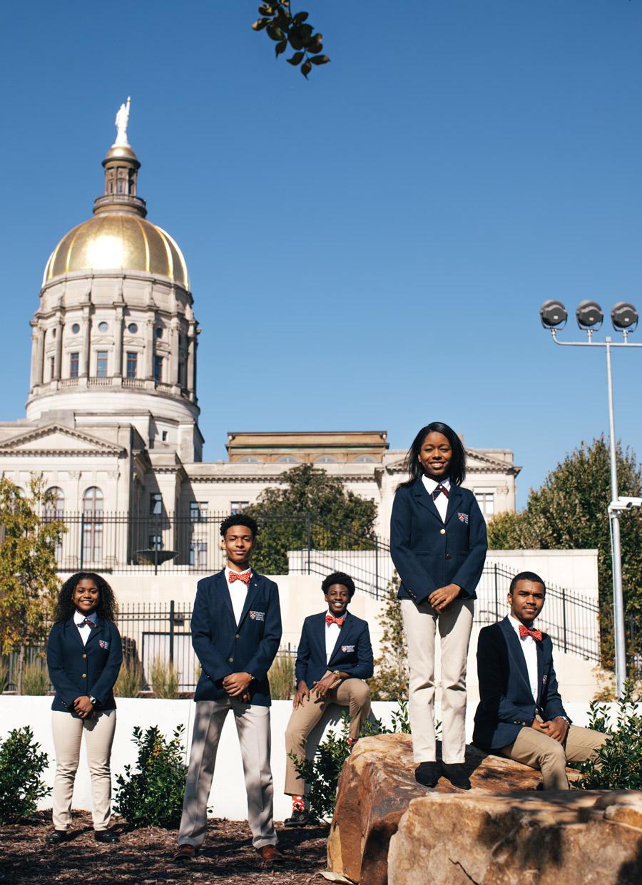 Atlanta's Harvard Debate Council Diversity Project