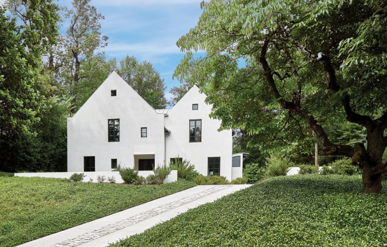This Morningside home is both cosmopolitan and comfortable