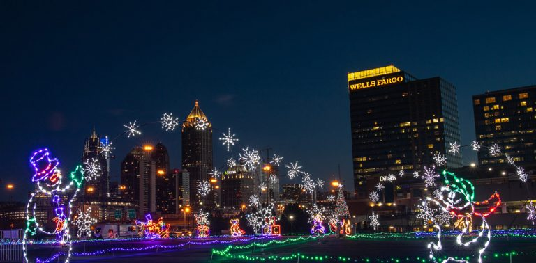 Nine Atlanta events to (safely) get into the holiday spirit