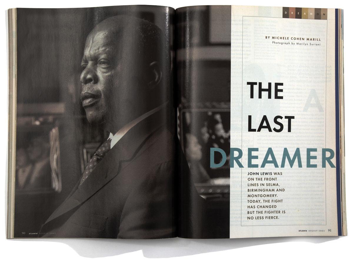 The Last Dreamer John Lewis