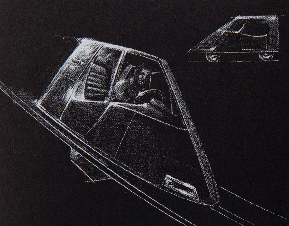 1960s driverless cars