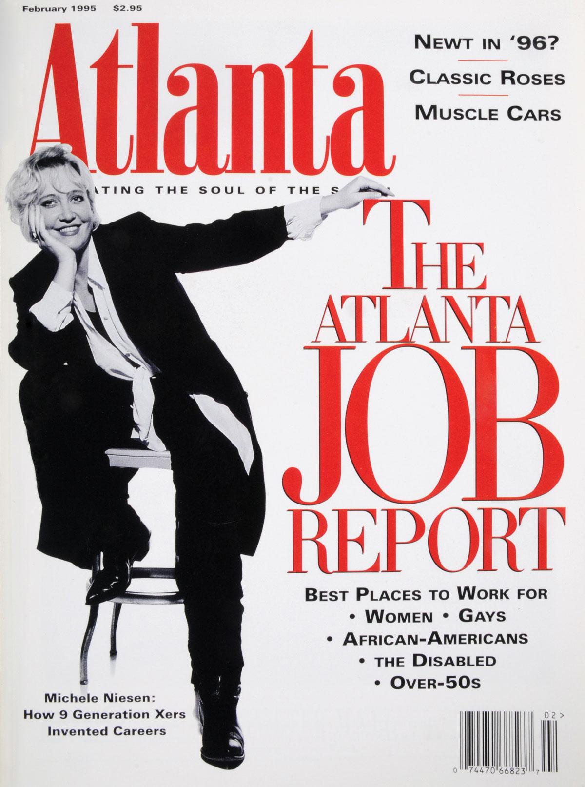 Atlanta Magazine February 1995