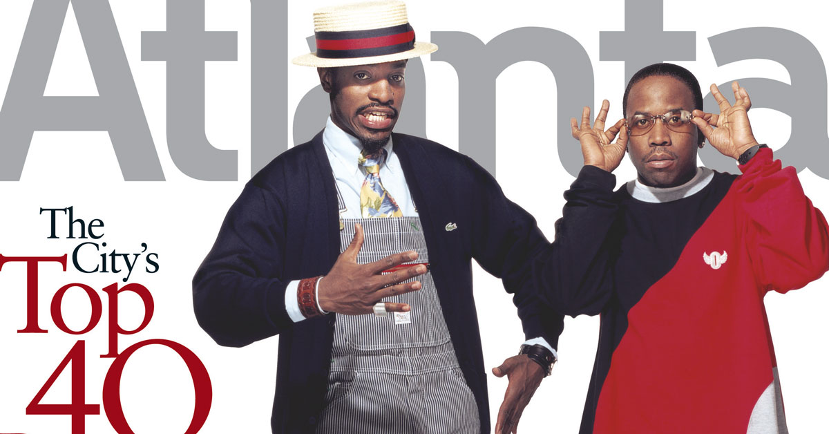 Atlanta through six decades: 2000s