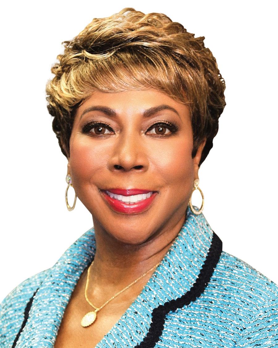 Atlanta 500: Pamela J. Smith