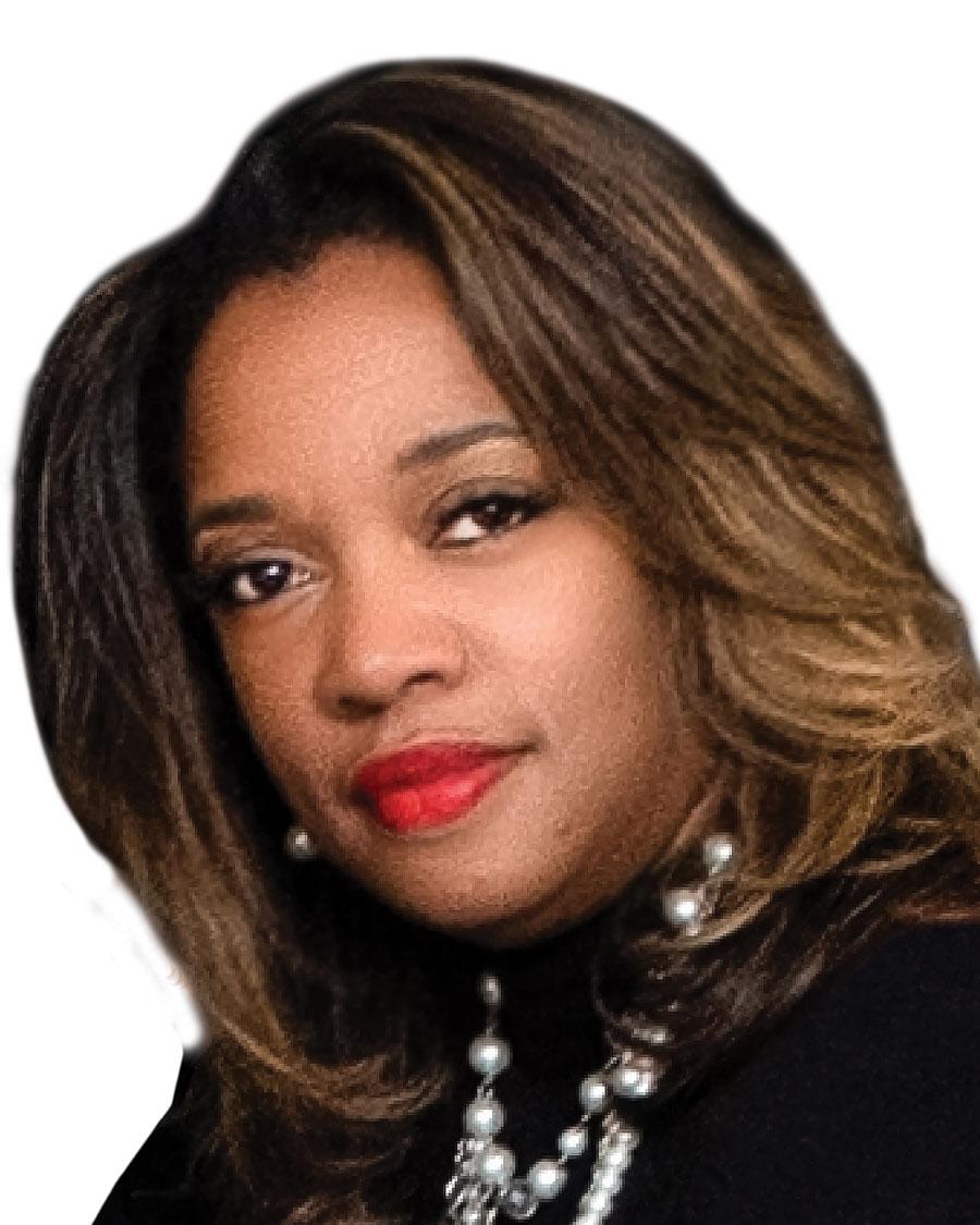 Atlanta 500: Chondra Webster Myers