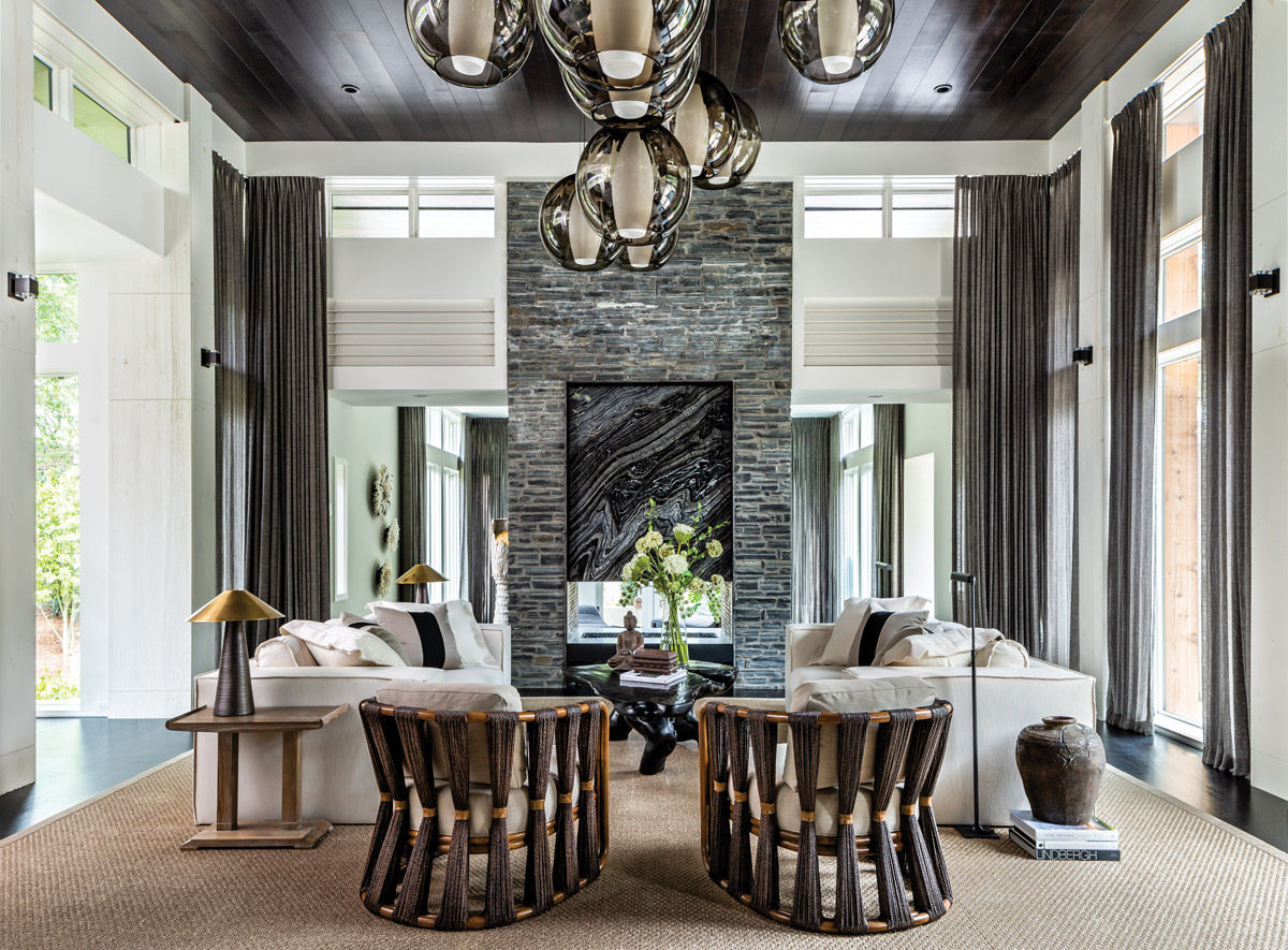 Tropical-inspired retreat Brookhaven