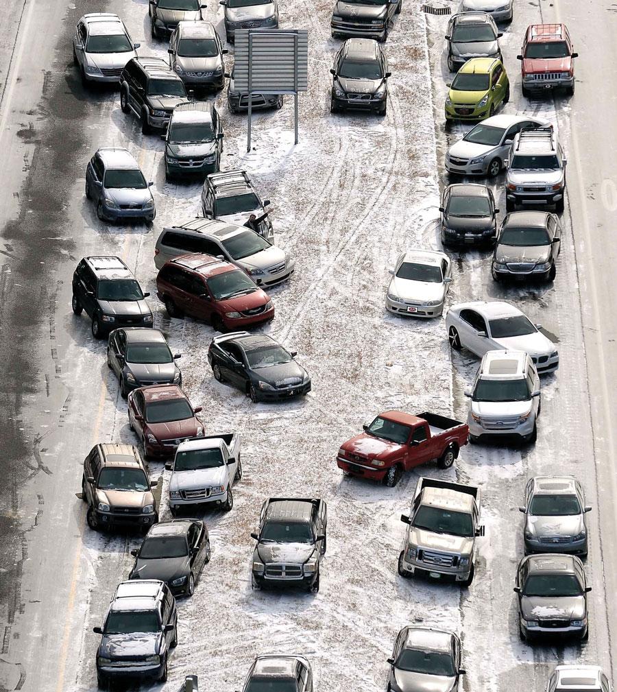 Can Atlanta survive another snowpocalypse?