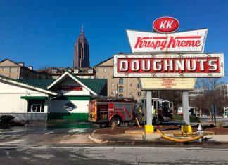 Atlanta mourns the Ponce Krispy Kreme destroyed in fire