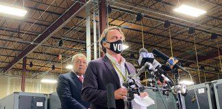 Richard Barron board votes to fire