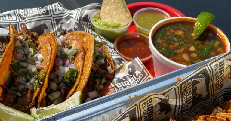 Looking to try birria tacos? Head to Birria El Gordo in Marietta