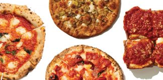 16 Atlanta pizzas you must order for takeout