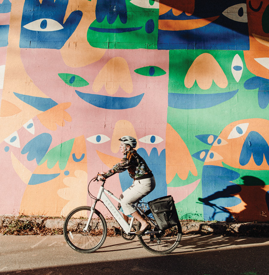 E-bikes Atlanta