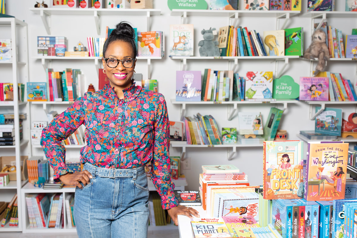 5 indie bookstores Atlanta