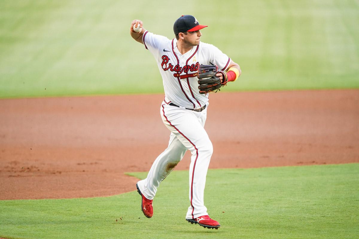 Austin Riley Atlanta Braves