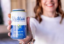 Rightside Brewing Atlanta nonalcoholic beer