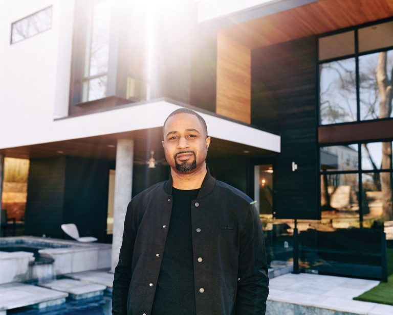 Jordache Avery has built one of Atlanta's most in-demand modern architecture firms
