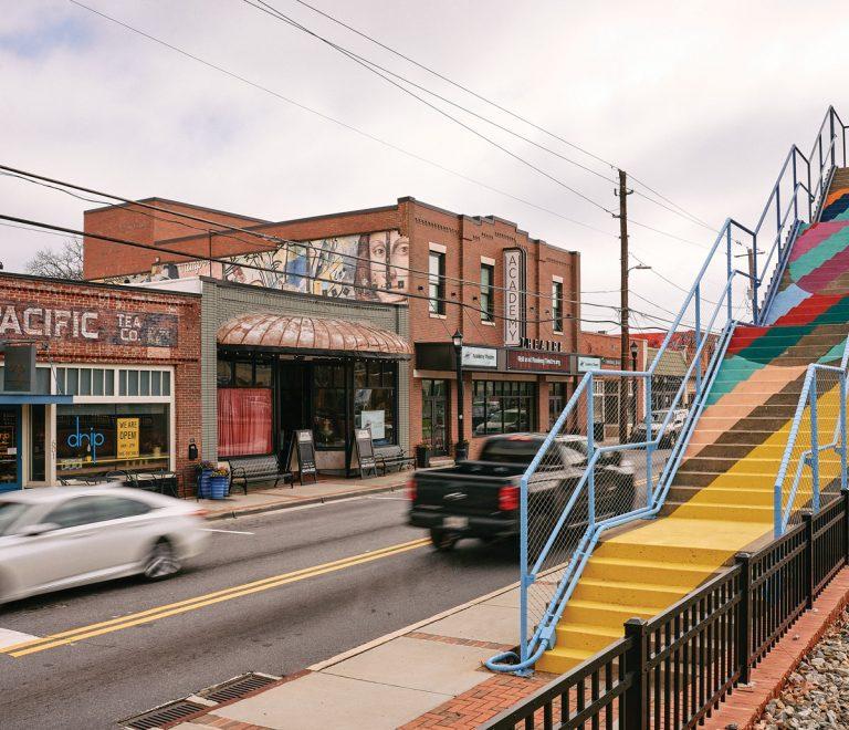10 of metro Atlanta's most vibrant city centers—that aren't Atlanta