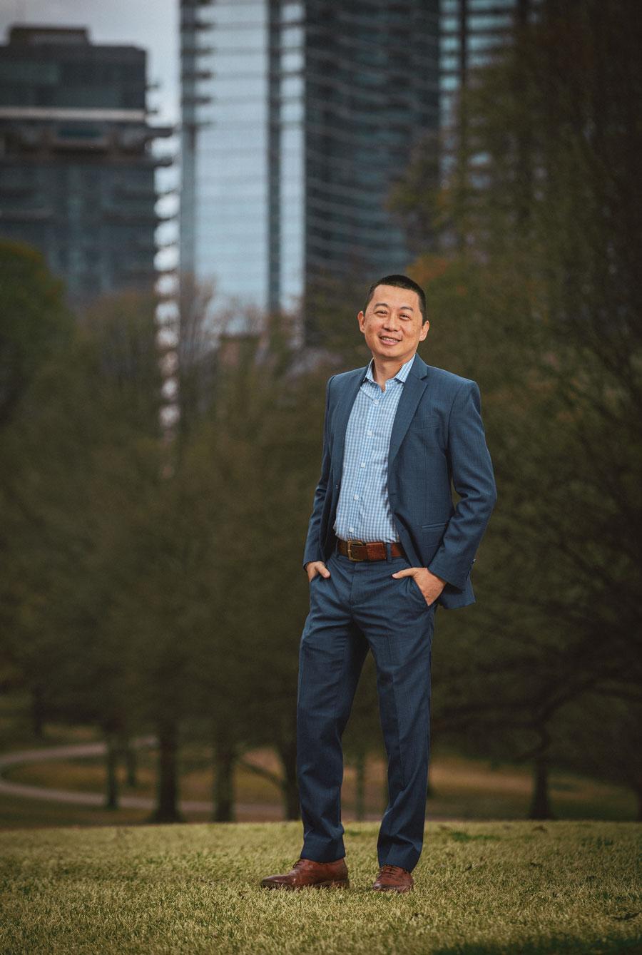Ed Chang RedefinED Atlanta