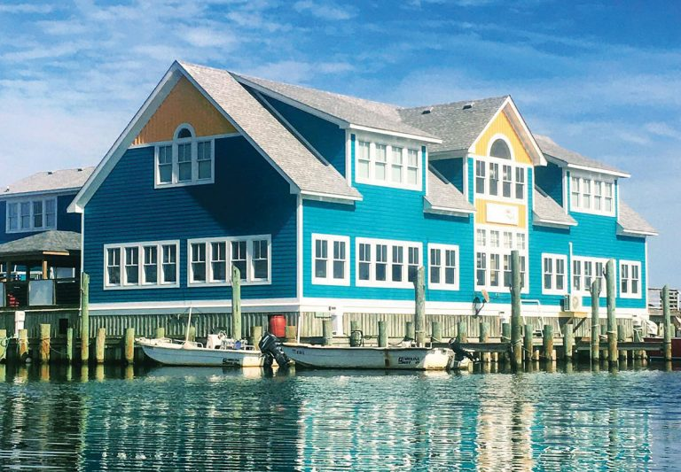 5 celebrated charter captains share the local seafood spots that lure them back to land