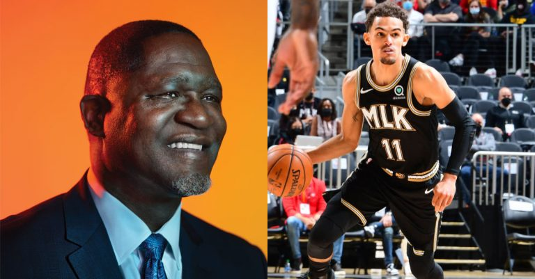 60 Voices: Dominique Wilkins and Trae Young on leading the Atlanta Hawks