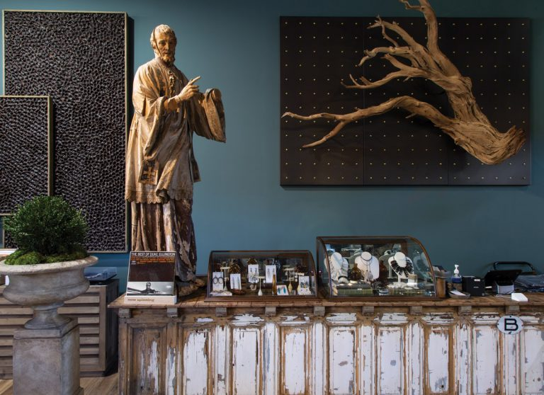 Beloved Atlanta furnishings line Bobo Intriguing Objects opens its first retail location