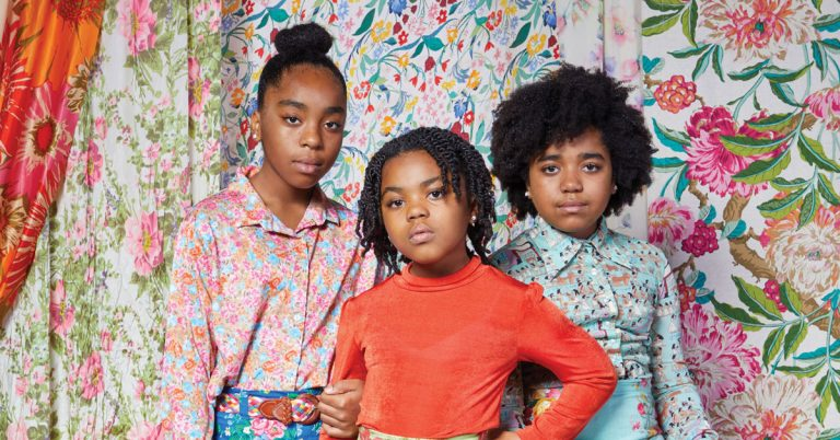 A South Fulton mom draws national attention with her upcycled clothing brand, Jabella Fleur