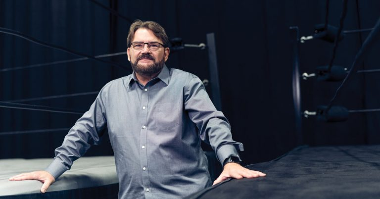 Wrestling announcer Tony Schiavone reflects on being the voice of your childhood