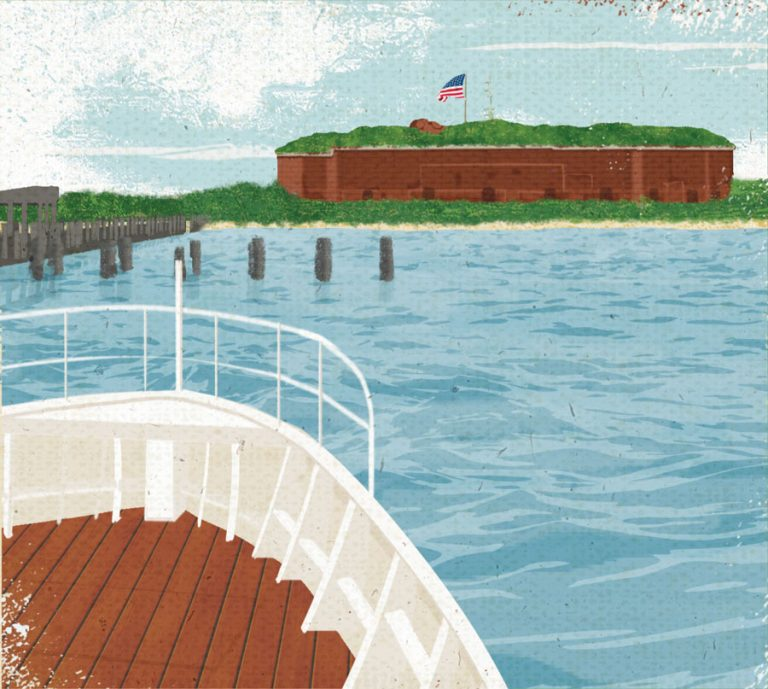 Mississippi writer Mary Miller muses on her many returns to Ship Island
