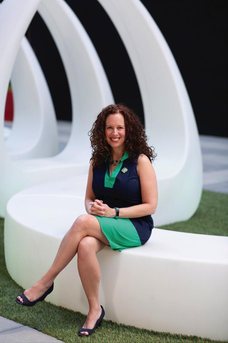 Women Making a Mark: Amy Dosik