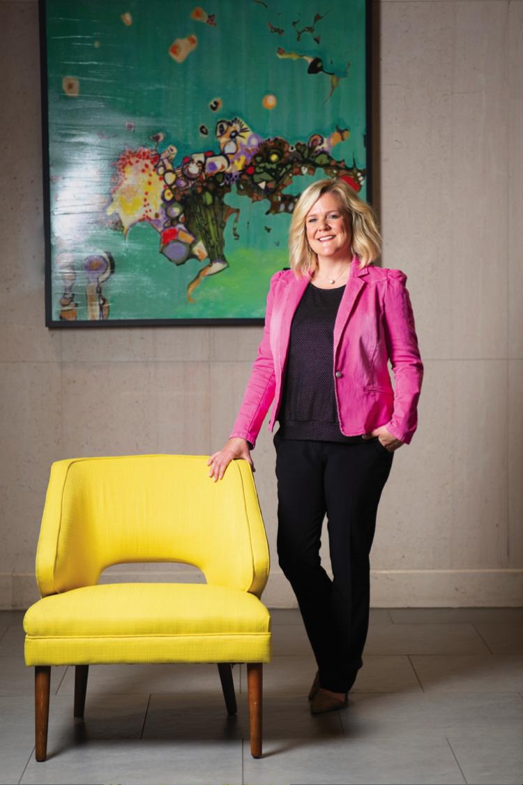 Women Making a Mark: Holly Ranney
