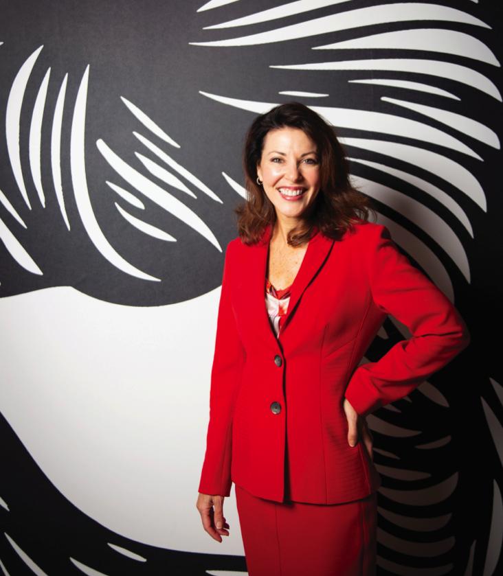 Women Making a Mark: Michele Stumpe