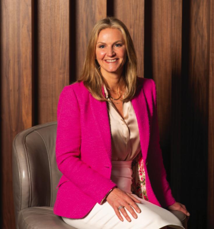 Women Making a Mark: Wendy Stewart