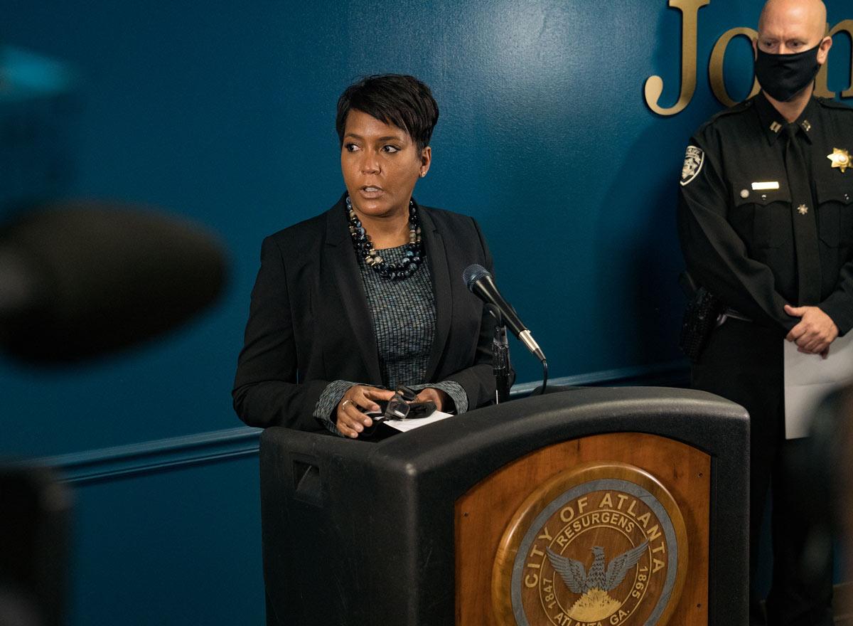 Atlanta Mayor Keisha Lance Bottoms Will Not Seek Reelection