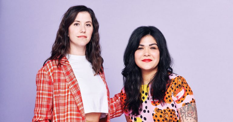 My Style: Anna Zietz and Erica Tankesley, owners of Glad & Young Studio