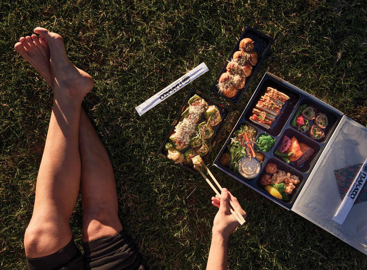 Perfect Atlanta dishes for picnics