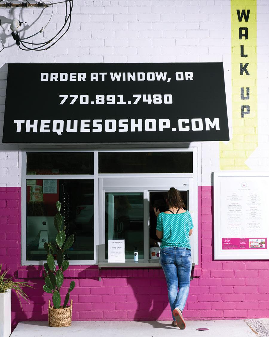 The Queso Shop