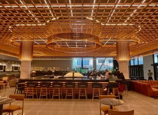 Colony Square's new food hall, Politan Row, opens on June 25